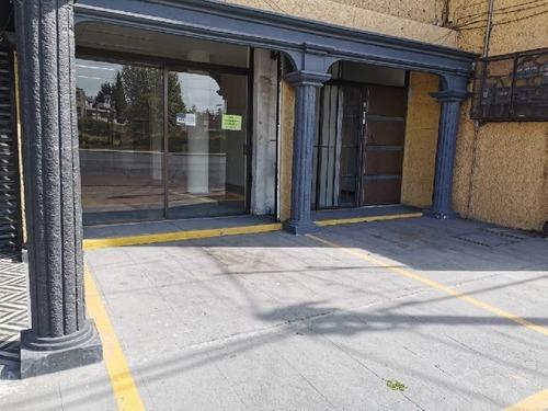 Local Comercial De 110 M2 Con Baño Y Oficinas En Avenida 5 De Mayo Frente A Plaza Valle Don Camilo
