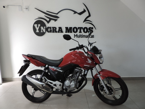 Honda Cg 160 Fan Flex 2018 C/773 Km