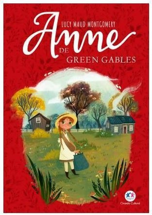 Livro Anne De Green Gables , Deu Origem A Série Anne Com E