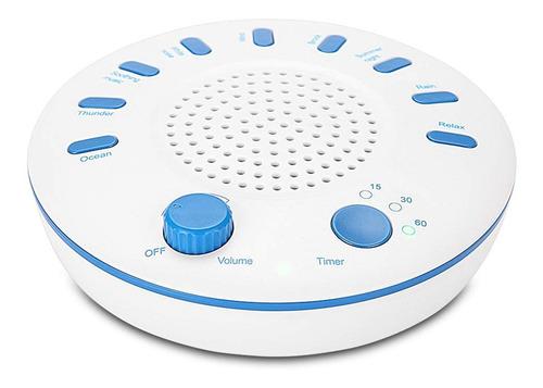 Terapia De Sueño Dispositivo De Relajación De Sonido Blanco