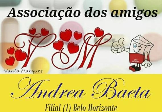 Doação É Vida Bh Filial 01 Andrea Baeta