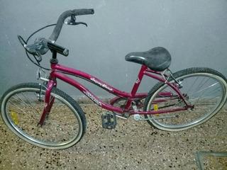 Excelente Bicicleta Para Niña Entre 8/ 13 Años Robinson