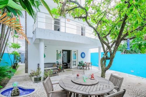 Casa Com 3 Dormitórios À Venda, 290 M² Por R$ 3.000.000,00 - Pacaembu - São Paulo/sp - Ca0056