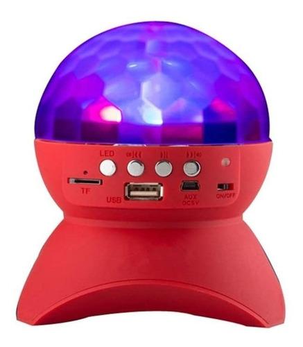 Bafle Parlante Portatil Cabina Usb Bluetooth Recargable
