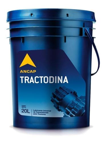 Tractodina Ancap Transmision Hidraulico Balde 20 Lt Js Ltda