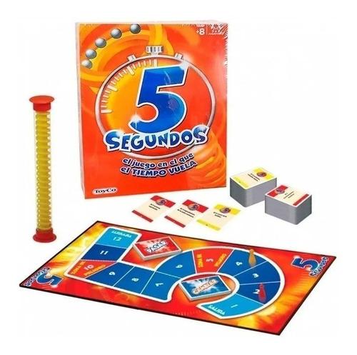 5 Segundos Clasico Toyco - Colores En Fuga Kids
