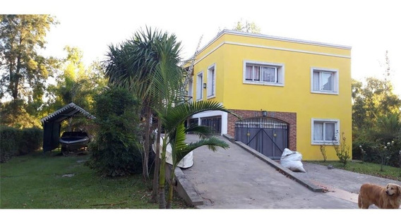 Alquiler De Casa En El Club Jardín Náutico De Esco