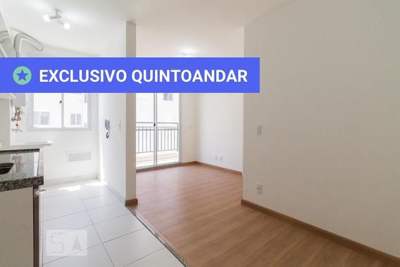 Apartamento No 14º Andar Com 1 Dormitório E 1 Garagem - Id: 892970813 - 270813