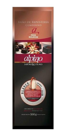 Chocolate Alpino Lodiser X 500gr - Ciudad Cotillón Envios