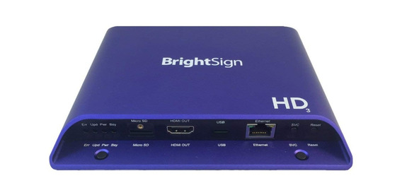 Leitor De E / S Expandido Hd1023 Brightsign