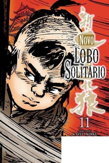 Novo Lobo Solitário N° 11