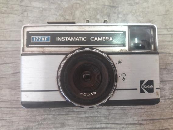 Camera Antiga Kodak Instamatic 177xf
