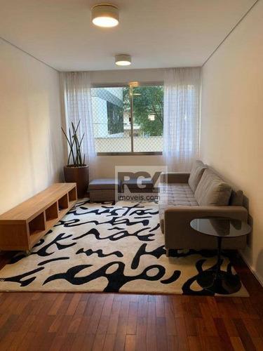 Apartamento Com 3 Dormitórios, 100 M² - Venda Por R$ 935.000,00 Ou Aluguel Por R$ 5.000,00/mês - Cerqueira César - São Paulo/sp - Ap7170