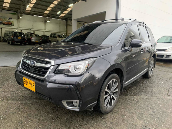 Subaru Forester At Turbo 2.0 4x4 Mod 2018