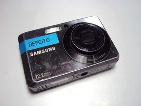 Camera Fotografica Samsung Es60 - Com Defeito