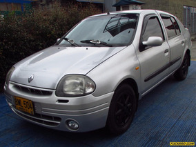 Renault Symbol Rte Mt 1400cc 8v