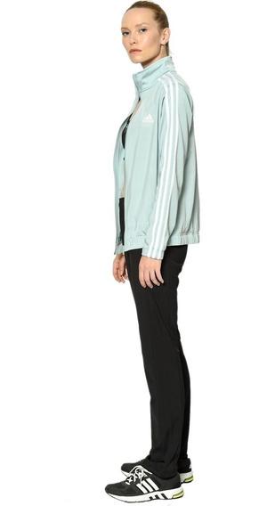 Conjunto adidas Mujer Turquesa Back2bas 3s Ts Chándal Bq8436