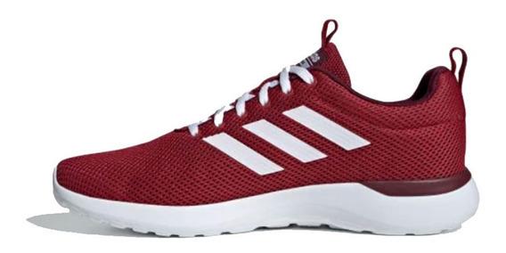 Zapatillas De Running adidas Lite Racer Cln Hombre Color Roj
