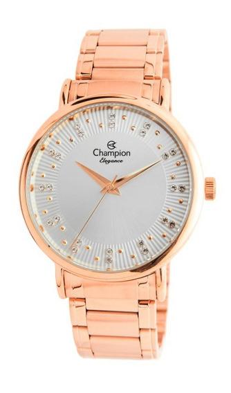 Relógio Feminino Champion Rosé Cn25921z