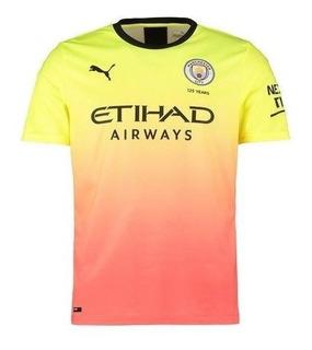 Camisa Ou Kit Infantil Do Manchester City Com Frete E Personalização Grátis Para Todo Brasil - Leia O Anuncio Todo