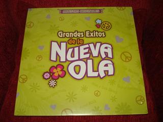 Vinilo Grandes Exitos De La Nueva Ola Chilena (nuevo Y Sella