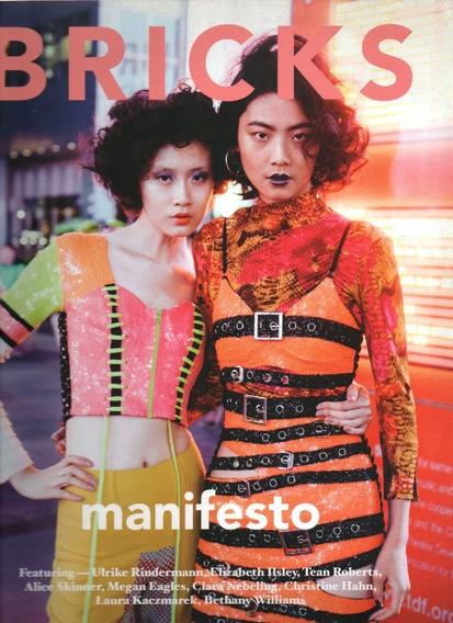 Bricks - Revista De Moda Arte Cultura Musica Beleza Politica