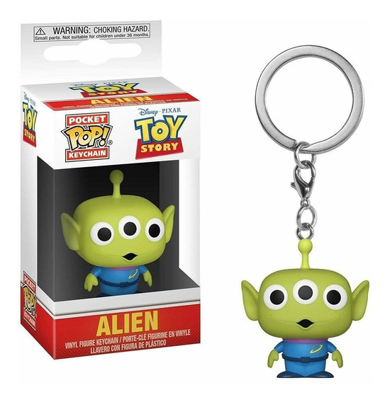 Funko Pop Pocket Llavero Disney Toy Story Alien