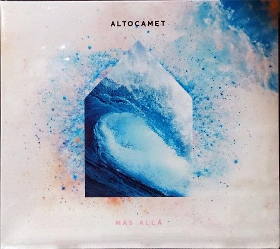 Altocamet - Mas Alla - Cd Nuevo, Cerrado