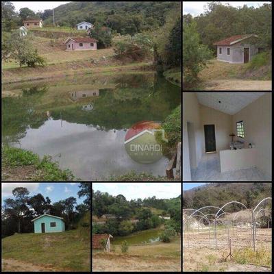 Sítio Rural À Venda, Serrano, Serra Negra. - Codigo: Si0008 - Si0008