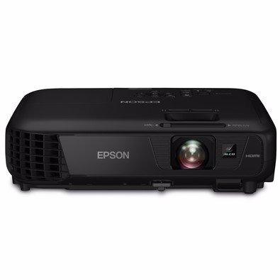 Projetor Epson S31+ 3200 Lumens Preto