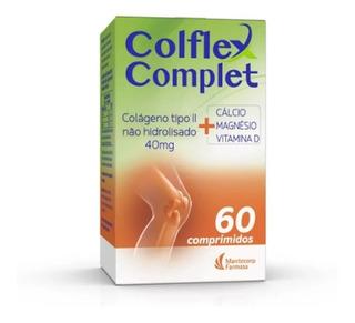 863- Colflex Complet Colágeno Tipo 2 60 Comprimidos Vl. 2021