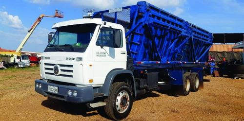 Imagem 1 de 5 de Caminhão Transbordo Vw 26260-10/10 - Impl. Usicamp - 2842
