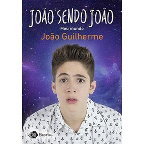 Livro João Sendo João - Meu Mundo - João Guilherme
