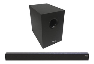Barra Sound Bar Subwoofer Parlante Bluetooth Optico Hdmi Tv