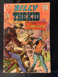Gibi Hq Billy The Kid N. 71 Antigo