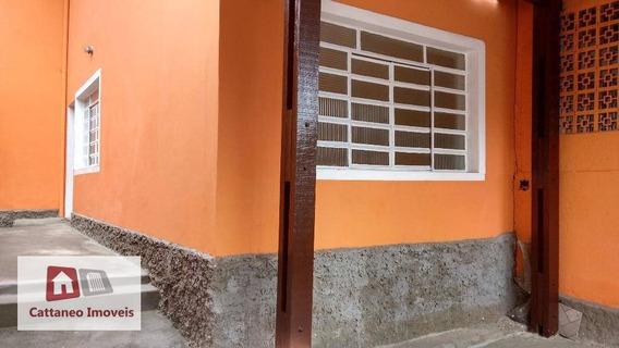 Sobrado Residencial Para Locação Com Edícula Em Osasco - Ca0016