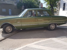 Ford Falcon Std 1973 Impecable