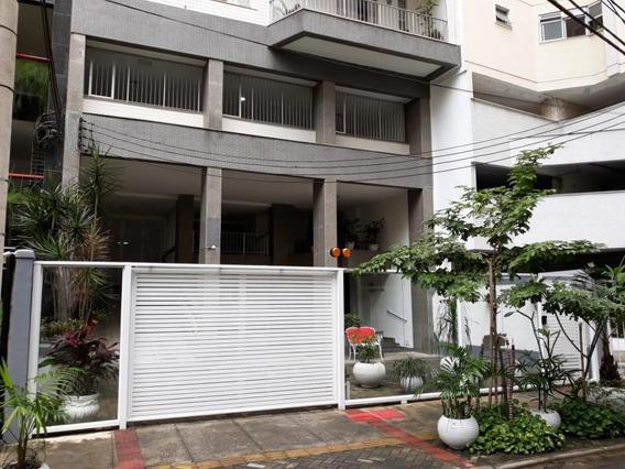Apartamento Com 2 Dormitórios À Venda, 75 M² Por R$ 490.000,00 - Icaraí - Niterói/rj - Ap1741