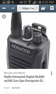 Radio Nx 430 Nuevos Listo Para Usar 16 Canales