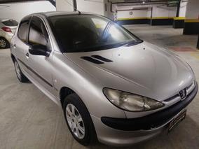 Peugeot 206 1.0 Selection Gasolina 5p 2001 (aceito Cartão)