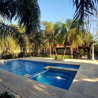 Espectacular Casa Quinta, Vivienda Y-o Uso Comercial