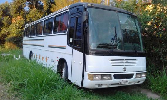 Ônibus Rodoviário Motor Dianteiro Piso Alto