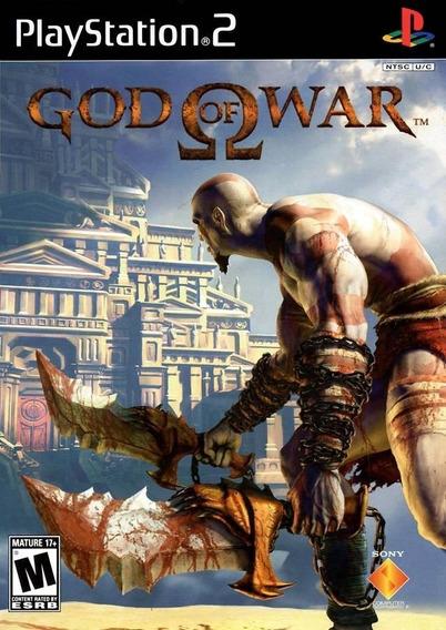 God Of War Jogo Ps2
