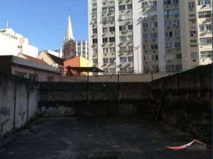 Terreno À Venda, 365 M² Por R$ 3.020.000,00 - Glória - Rio De Janeiro/rj - Te0005