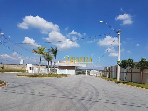 Imagem 1 de 4 de Terreno À Venda, 1287 M² Por R$ 837.000,00 - Park Industrial Votorantim - Votorantim/sp - Te0044