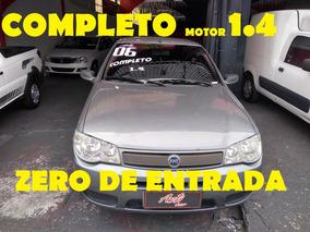 Fiat Palio 1.4 Elx 4 Portas 2006 Zero De Entrada