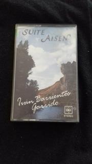 Cassete Ivan Barrientos - Suite Aisen