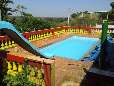 Rural Para Venda, 2 Dormitórios, Parque Das Laranjeiras - Mogi Mirim - 53