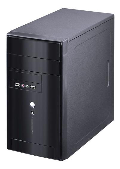 Computador Completo Intel 13 9100f 3.6g Gt 730 Mem 4gb 500gb