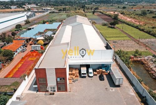 Comercial - Centro Industrial De Arujá - Co-3100